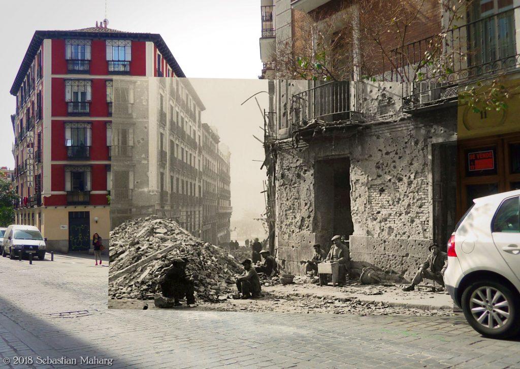 Guerra Civil Madrid