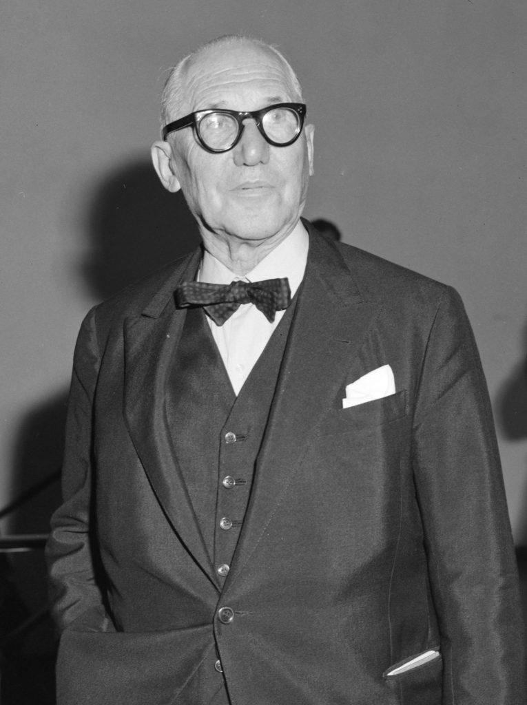 Nombre Le Corbusier