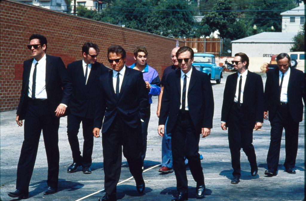 Reservoir dogs breaking bad